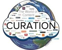 What is content curation and is it a growing or a falling phenomena?   Curation first   Scoop.it