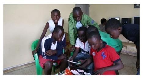 Au cœur du premier fab lab ivoirien   Innovations francophones   Scoop.it