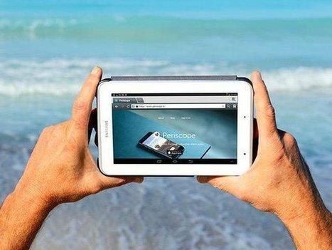 Periscope For eLearning: Is It Worth The Bother? - eLearning Industry | Mielenkiintoista & Hyödyllistä & Uutta | Scoop.it