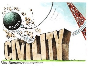 Voter Polarization and Voter Suppression - is the battle for 4 Million swing votes tossing CIVILITY into the wind?   Scoop-it daily feed   Scoop.it