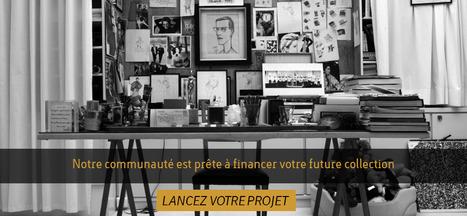 Financer son projet de design en crowdfunding - VYSUAL.ORG | Salle de presse : Meet My Designer | Scoop.it