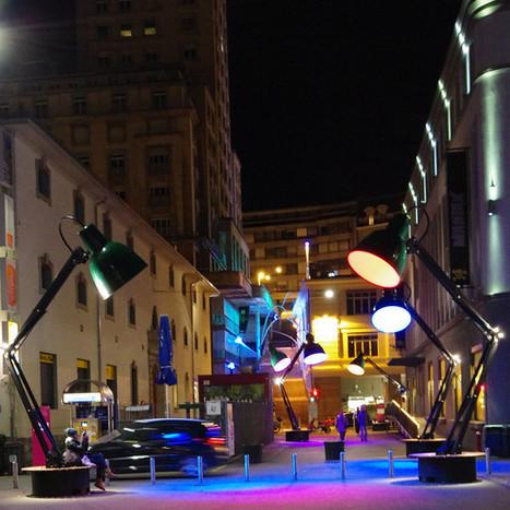 Passer l'an nouveau avec Lausanne Lumières   Lausanne   Scoop.it