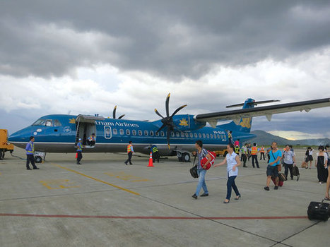 Vietnam's 'golden flight path' crosses Cambodian, Laos airspace | South East Asia Travel | Scoop.it