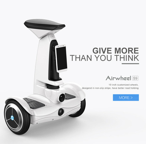 To Discuss the Market of Airwheel Electric Skateboards Distributor. | Press Release | Scoop.it