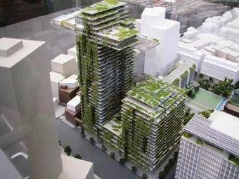 Vegetazione e architettura, un binomio che sta spopolando - Casa & Clima | Creative Placemaking | Scoop.it