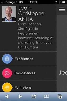 Votre CV Doyoubuzz en version mobile ! | formation 2.0 | Scoop.it
