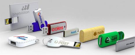 Promotional USB Flash Drives | Communication design | Scoop.it