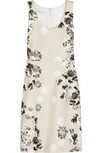 Giambattista Valli | Floral-print silk-shantung dress | NET-A-PORTER.COM | The Style Of Fashion & E-Commerce | Scoop.it