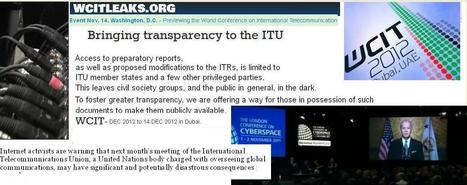 United Nations ITU – can they control the Internet the big ? | The future of  Internet   - Does the UN want to regulate the Internet? and why? | Scoop.it