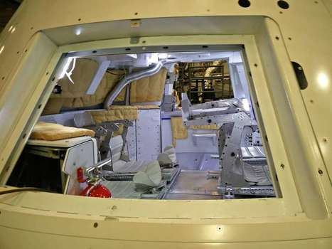 A Peek Inside The Orion Spacecraft That Will Fly Us To Mars | Space Tourism | Scoop.it