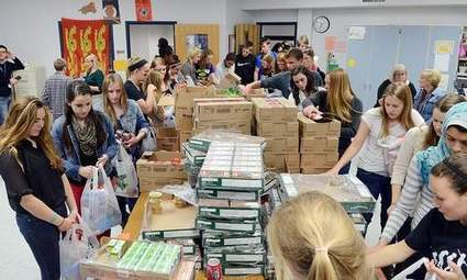Local organizations help fight childhood hunger - MPNnow.com | food at school | Scoop.it