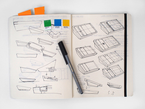 16 Famous Designers Show Us Their Favorite Notebooks | Ideas, Innovation & Start-ups | Scoop.it