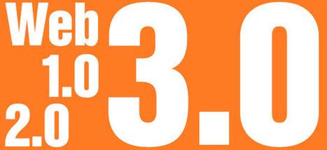 Web 1.0, Web 2.0 e Web 3.0... Enfim, o que é isso?   Blog Ex2   Formação do professor   Scoop.it