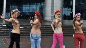 Les Femen, des seins nus pour quel dessein? | Le mouvement féministe en France | Scoop.it