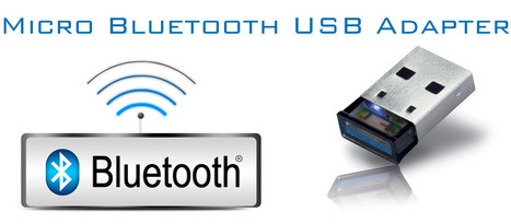 Micro Bluetooth USB Adapters | Computer Cable and  Hardware | Scoop.it