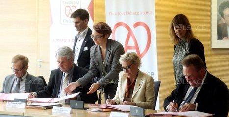 L'agroalimentaire réuni sous la marque Savourez l'Alsace   Alsace Créative   Scoop.it