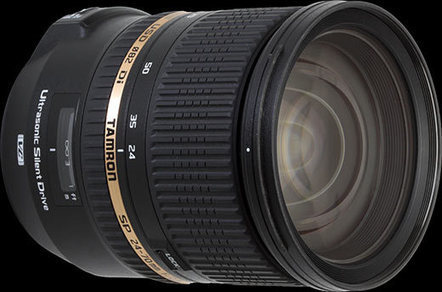 Tamron SP 24-70mm F/2.8 Di VC USD review: Digital Photography Review | Photography Gear News | Scoop.it