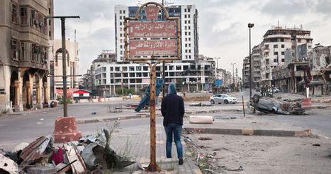 Photos: Homs, la ville trophée d'Assad en Syrie   Archivance - Miscellanées   Scoop.it