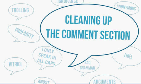 The Future of Comment Sections: Moderated and Annotated? - AJR.org | Audiences Engagement in Newsroom | Scoop.it