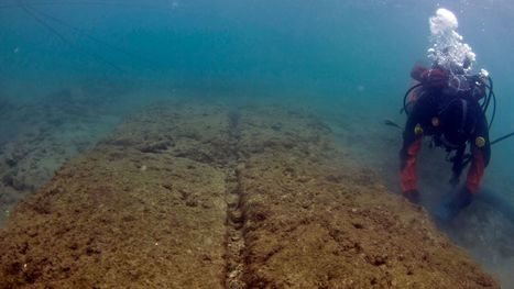 The Underwater Ruins of Ancient Naval Bases at Piraeus Harbor [video]   LVDVS CHIRONIS 3.0   Scoop.it