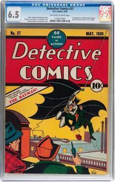 Who's Got A Spare Half Million For A Detective Comics #27? | Comic Books | Scoop.it