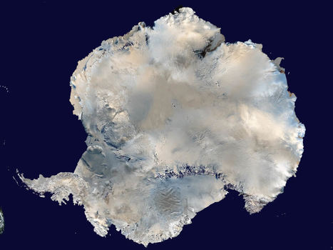 Peeling Back the Ice of Antarctica | Biosciencia News | Scoop.it