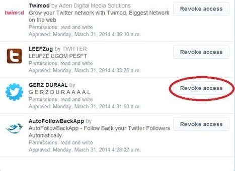 How To Remove Third Party Apps From Your Twitter Account   How to Guides   Scoop.it