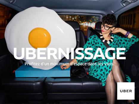 Uber entre dans le marketing de l'expérience | Veille Economie collaborative, Finance participative | Scoop.it