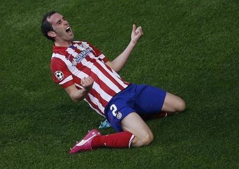 "Champions League final in the past for ""impeccable"" Godin - Reuters   Champions League   Scoop.it"