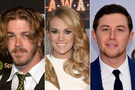 'American Idol' Country Finalists: Where Are They Now? | Country Music Today | Scoop.it