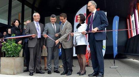 Inauguration d'un nouveau bâtiment universitaire | Retrouvez l'actualité du campus yonnais dans la presse | Scoop.it