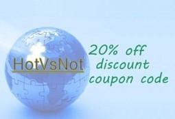 Hotvsnot Coupon Code | Hotvsnot Promo Code | Scoop.it