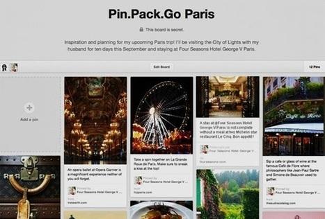 [Pinterest] Pinterest & engagement: une formule à inventer | Communication - Marketing - Web_Mode Pause | Scoop.it