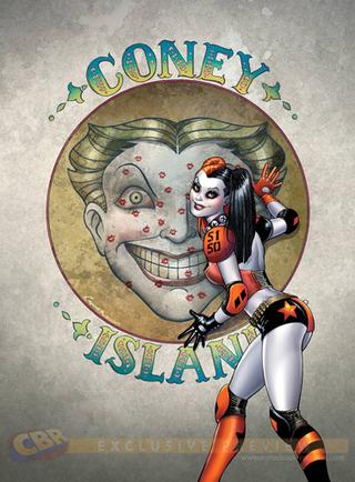 Harley, de nuevo solista | Comiqueando Online | comics y + | Scoop.it