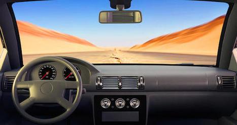 Avant le pilote automatique, la conduite connectée ?   Mobilis - Véhicule communicant et automatisation   Scoop.it