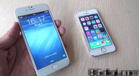 iPhone 6 (clon) funcionando en video | Tecnología | Scoop.it