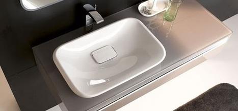 Vasque et lavabo pour deco salle de bains | deco salle de bain | Scoop.it