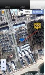 Airsoft Map Smartphone Applications: PuskaRace   airsoft   Scoop.it