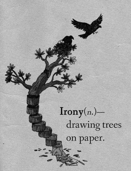 Twitter / euphoricstoners: irony: http://t.co/cWT32ytYUZ | Humorish | Scoop.it
