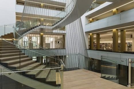 Chronique d'une bibliothèque réinventée - Réalisations   Architecture et aménagement en bibliothèque   Scoop.it