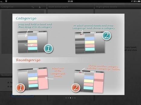 Tweet Category quiere organizar la información de tus tweets | Pedalogica: educación y TIC | Scoop.it