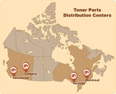 Discounted Printer Toner and Ink Cartridges in US, Canada - TonerParts.com | Visitor experience, Social media, SEO | Scoop.it