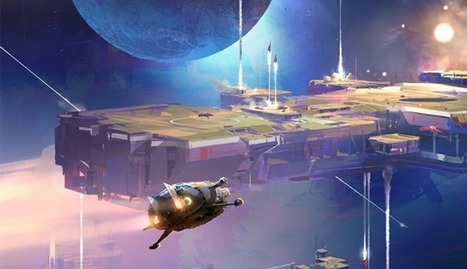 Bestselling Scifi Author John Scalzi Is Beginning a Brand New Space Opera | Discover Your Inner Geek | Scoop.it