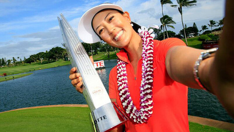 Michelle Wie snaps four-year winless streak with victory in Lotte Championship | Golf | Scoop.it