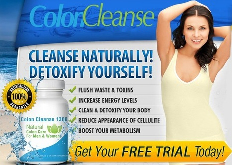 A recommended formula for colon cleansing! | effortless way to get rid of colon problems | Scoop.it
