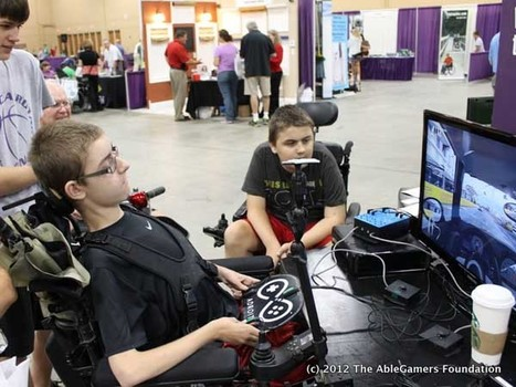 For some with disabilities, gaming fills a basic need | Assistive Technology (ATA) | Scoop.it
