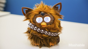Furbacca, is the adorable new 'Star Wars' Furby Toy | Kids Tablet | Scoop.it