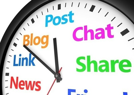 50 One-Sentence Social Media Hacks for Bloggers | Technology in Business Today | Scoop.it
