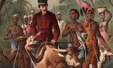 Dr Livingstone had an all-but state funeral, yet now he makes us uneasy - The Guardian | Colonialism Articles | Scoop.it