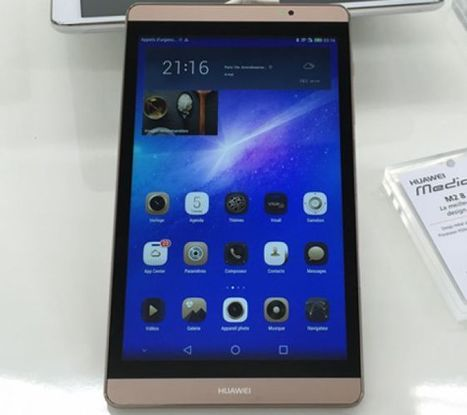 Huawei MediaPad M2 tablet released in France - izoutlet | Tech News, Phone reviews and Features | Latest Mobile Apps | Scoop.it